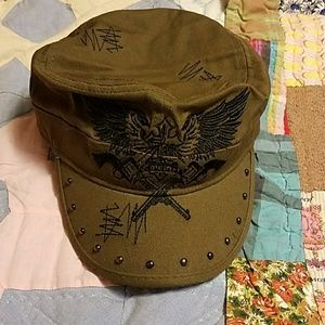 Rock and Roll Cowgirl Cap